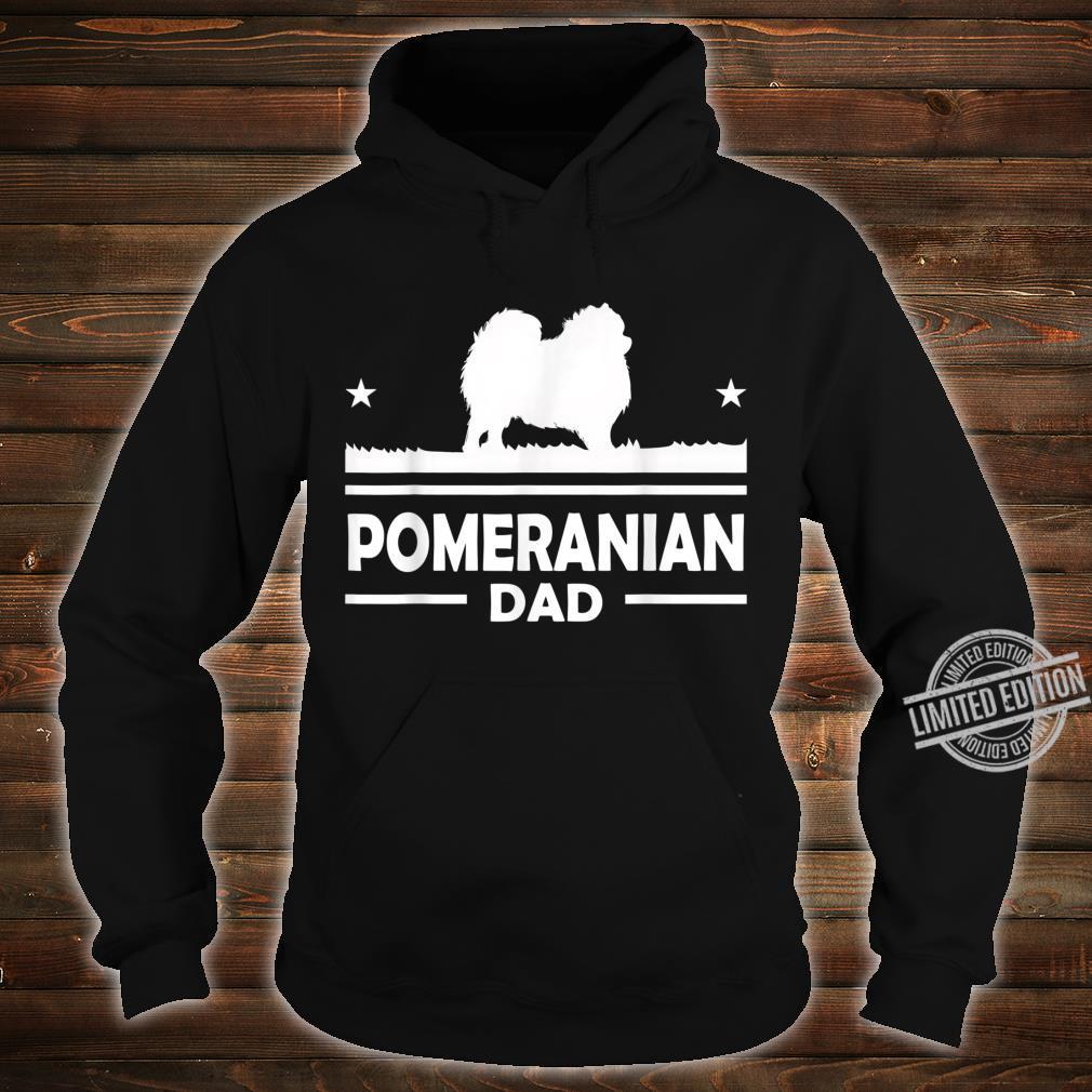 Wunderschönes Pomeranian Mom Zwergspitz Mama Papa Geschenk Shirt hoodie