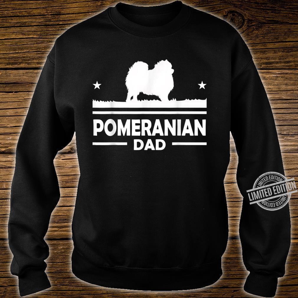 Wunderschönes Pomeranian Mom Zwergspitz Mama Papa Geschenk Shirt sweater