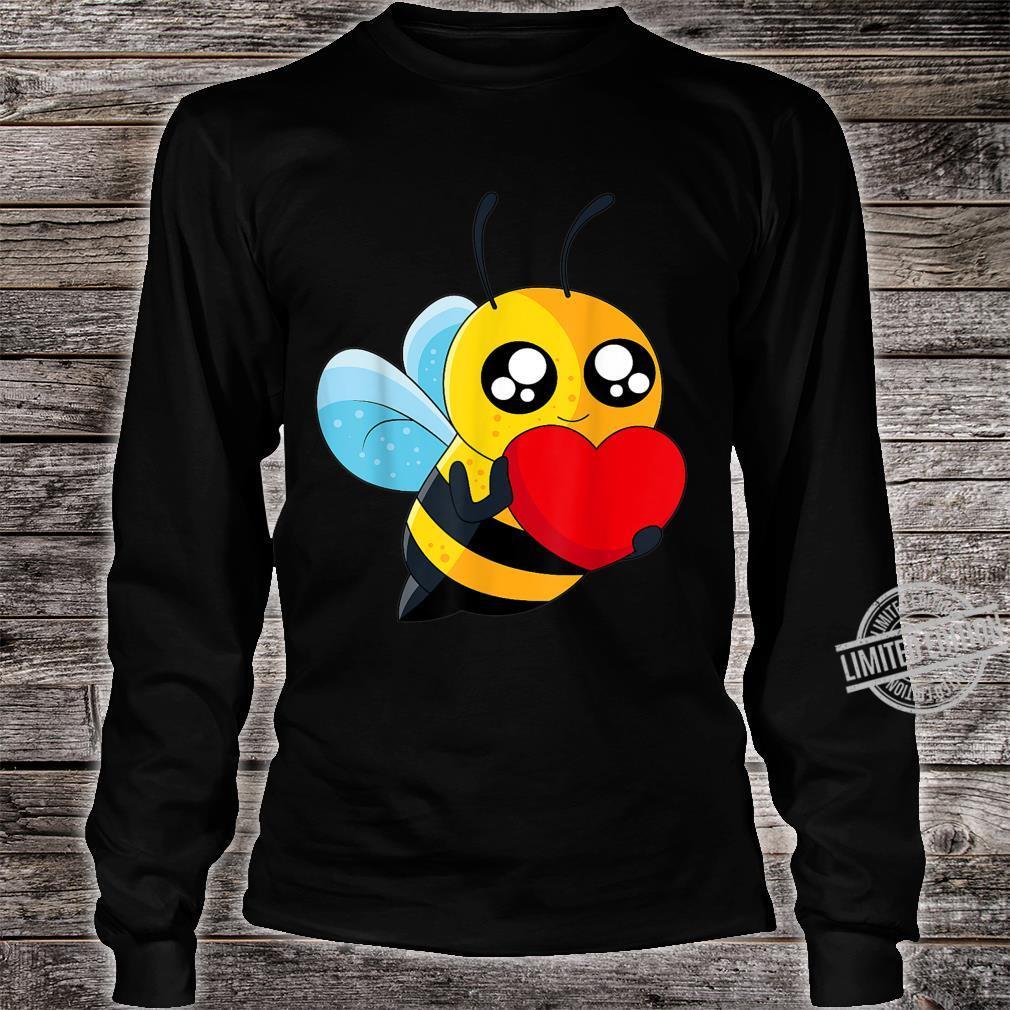 Young Honey Bee Shirt long sleeved