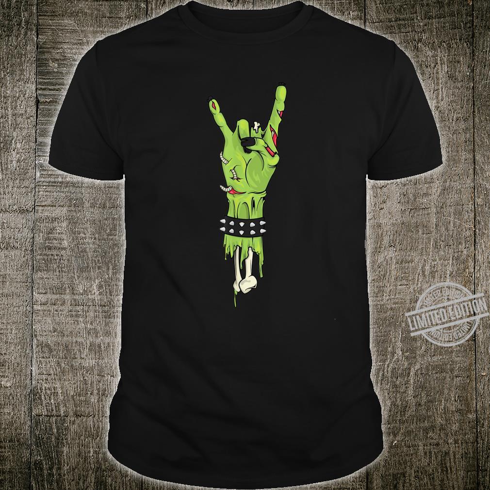 Zombies Rocks Shirt