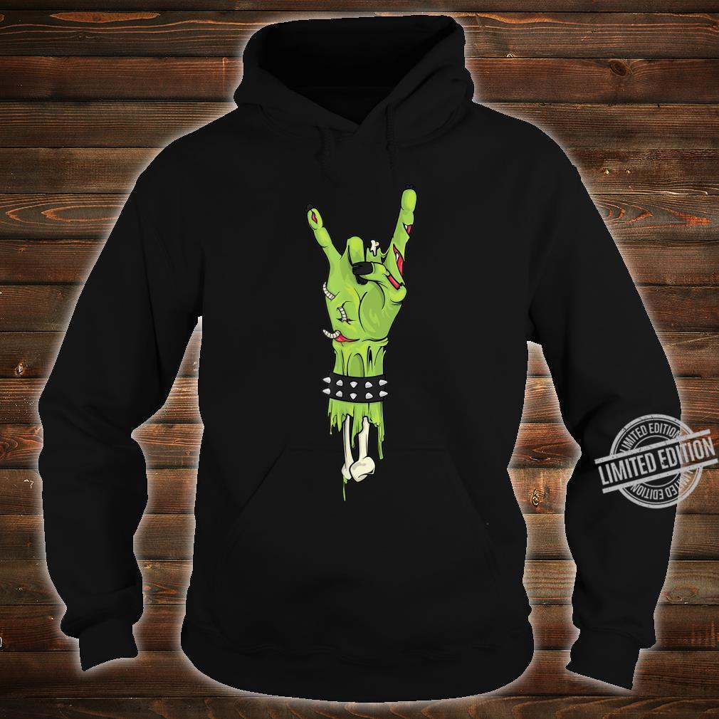 Zombies Rocks Shirt hoodie