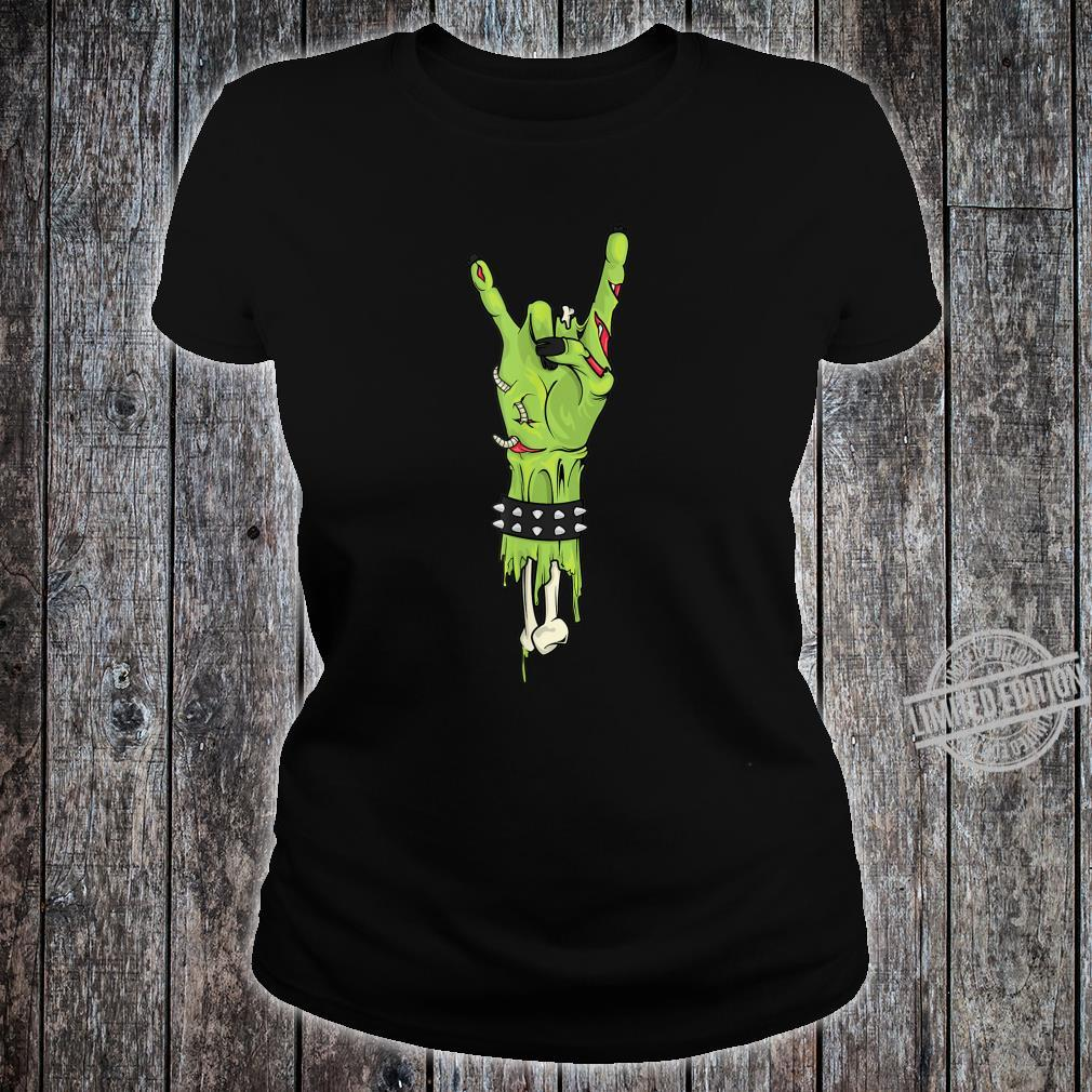 Zombies Rocks Shirt ladies tee