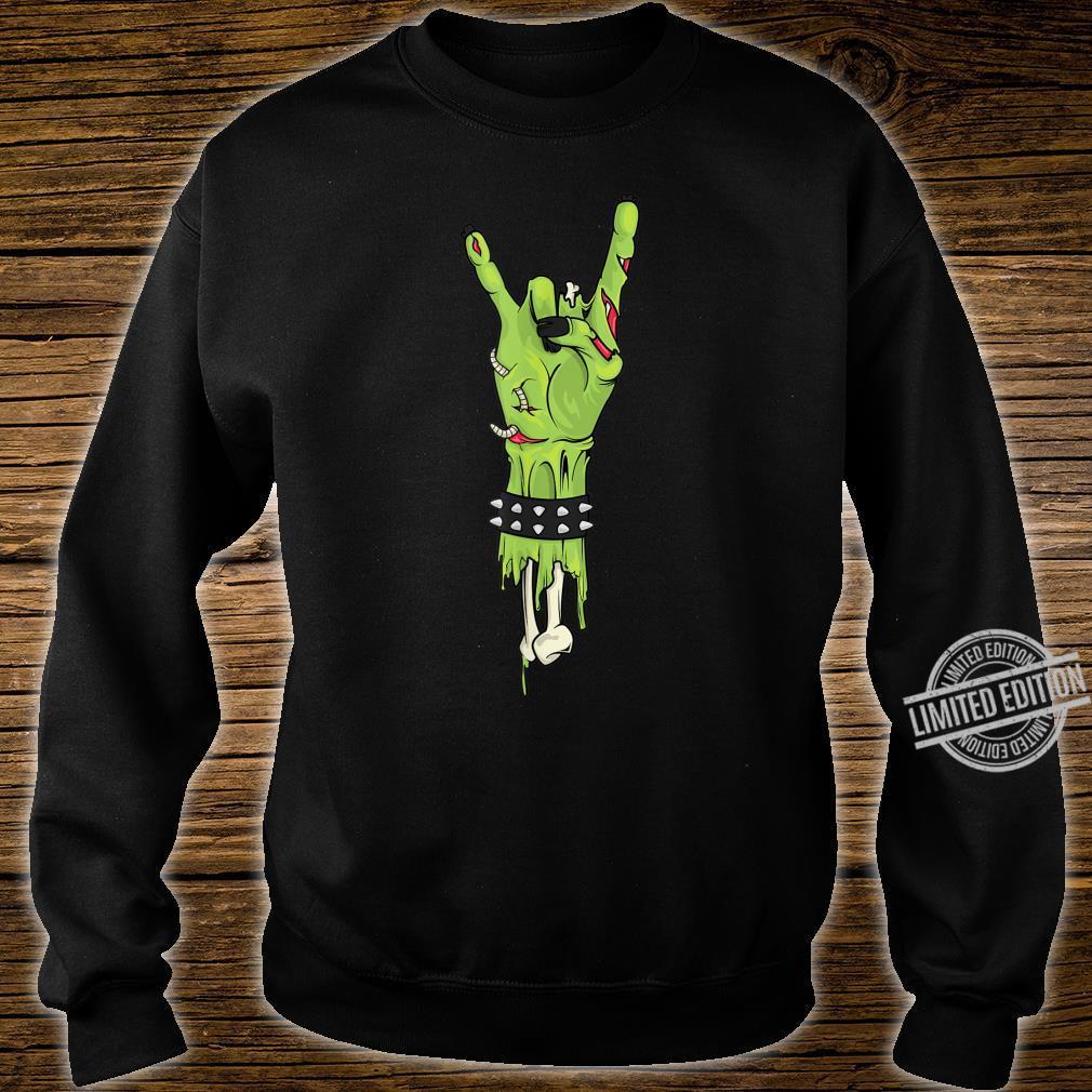 Zombies Rocks Shirt sweater